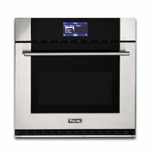 Viking MVSOE630SS 30  Single Thermal Convection Oven