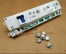 FRIGIDAIRE  WASHER CONTROL BOARD PART  134345400 with knobs included