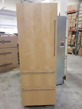Sub Zero 700TC 27  REFRIGERATOR FREEZER Custom Panel Left Hinge