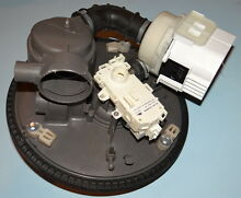 WPW10328224  W10328224 Used Genuine OEM Whirlpool Dishwasher Pump And Motor