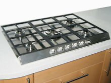 Smeg Linea PTS725 built in gas hob NEW factory sealed 72cm  28 34inches