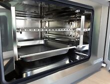 Gaggenau 30  Stainless Steel 400 Series Combi Steam Oven   BS484610