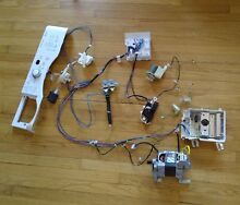 Kenmore HE2 Plus washer parts   lot all electronics  motors  solenoids  switches
