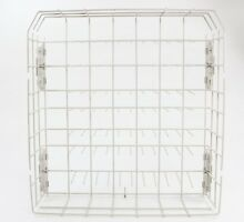 Whirlpool Dishwasher Complete Lower Dish Rack Assembly W10525643 WPW10525643