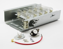 Dryer Heating Element for Whirlpool Kenmore Maytag Part w Thermostat Kit 3403585