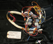 KitchenAid Drop In Cooktop Wiring Harness  Complete  Tested  PN 8286056  I5390