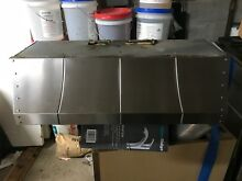 30  Stainless Steel Thermador Cabinet Range Hood With Blower