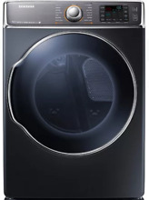Samsung DV56H9100GG 30 Inch Gas Dryer and WF56H9100AG 30 Inch Front Load Washer
