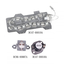 Package one each of DC47 00019A   DC47 00018A   DC96 00887A for Samsung Dryer