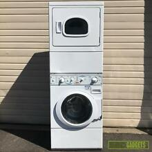 UniMac Alliance LTUA7AWN Speed Queen Stackable Washer Dryer Combo
