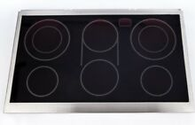 Frigidaire 318185206  Commercial cooktop Glass Main Top NOS