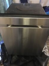 Samsung Dishwasher stainless steel
