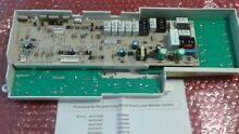 GE front load washer main control board assembly