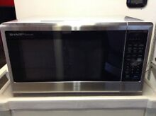 Sharp Carousel SMC1842CS Countertop Microwave   Stainless Steel Finish