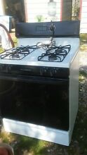 Gas stove and oven GE Spectra