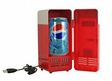 Vinmax Mini USB Fridge Portable Beer Beverage Drink Cans Cooler   Warmer Mini