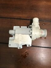 OEM GE Clothes Washer DRAIN PUMP WH23X10047