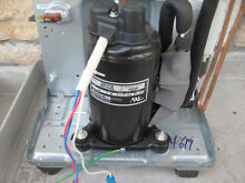 39R121B RECHI R 5DP R 22 COMPRESSOR Removed from a Working unit  Excellent