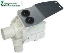 GE Profile Hotpoint Washer Water drain pump motor 175D3834P001 Factory Warranty
