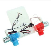 Whirlpool Washing Machine Water Inlet Valve Assembly  Part   W10423125