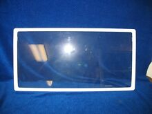 GE Refrigerator Shelf Glass Assmbly PN  WR71X27251  30213