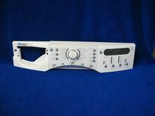 Kenmore Elite Front Load Washng Machine Tested Contrl Panel PN W10157761  30296