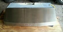 THERMADOR SILENT PROFESSIONAL 42  RANGE HOOD hs42bs stainless steel curved front