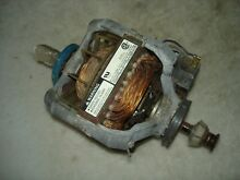 WHIRLPOOL KENMORE MAYTAG ROPER CLOTHES DRYER ELECTRIC MOTOR  3391888 VG