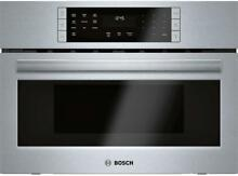 NEW Bosch HMC80252UC 30  Electric Wall Convection Microwave Oven Stainless Steel