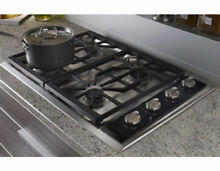 WOLF 30  Gas Cooktop CT30GS  Stainless Steel