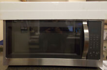 Whirlpool WMH31017FS 1 7 Cu  Ft  Over the Range Microwave Stainless Steel   NEW