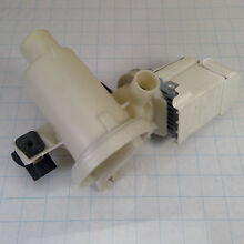 WHIRLPOOL Washer DRAIN PUMP WPW10241025 4442948 AP6017598 PS11750897