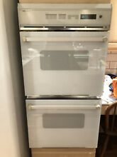 Jenn Air 27 inch double wall oven  Working and clean
