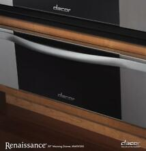 NEW  Dacor MWDV30S Renaissance Millennia Warming Drawer  Stainless Steel   NEW