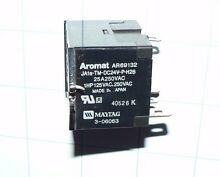GENUINE OEM MAYTAG STACKED WASHER DRYER REVERSING RELAY  306083  3 6083  3 06083
