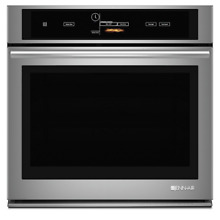 Jenn Air 30  Stainless Steel Single Electric Wall Oven   JJW3430DS