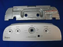 Whirlpool   Kenmore Washer Control Panel WPW10468410 W10552335