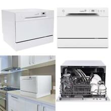 Ivation Portable Dishwasher   Countertop Small Compact Dishwasher For Apartmen