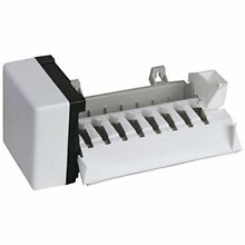 Exact  Parts Er2198597 Ice Maker For Whirlpool Refrigerators  White