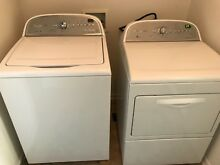 Whirpool washer dryer Cabrio he