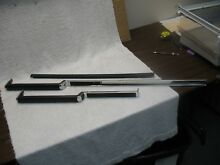 Kenmore Refrigerator Door Handle Set PN WR12X0837 WR12X0946 WR12X0692  31007