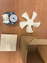 GENUINE OEM FRIGIDAIRE MOTOR  FAN 9948680   5300116167
