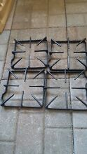 4 WB31K0024  four Burner Grates for General Electric Hot Point Gas Range stove