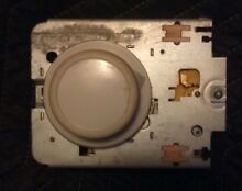 Whirlpool Kenmore Roper Washer Timer with Knob FSP Part No  3948058
