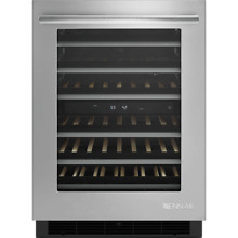 Jenn Air 24  Under Counter Wine Cellar   Model   JUW24FRERS