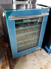 Jenn Air 24  Stainless Steel Under Counter Wine Cellar   JUW24FRERS