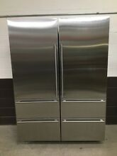 Pair 2  Sub Zero IT 30FI All Freezer 30    Sub Zero IT30RID All Refrigerator 30