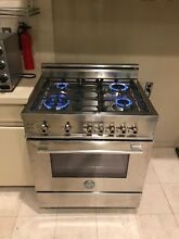 Bertazzoni Professional 30  Gas Range  Great Shape