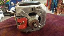 Whirlpool Kenmore Washer Drive Motor 3352287 w  capacitor and new coupler