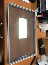 WB55T10067 Kenmore GE Range Oven Inner Door Glass Pack Assembly